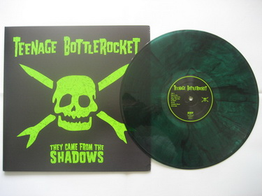 Teenage Bottlerocket - They Came From The Shadows (Fat Wreck Chords, 2009)