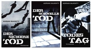 Adrian McKinty - Michael Forsythe Trilogie (Suhrkamp 2010/2011)