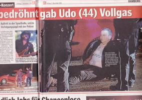 Die Hamburger Morgenpost vom 02.12.2011