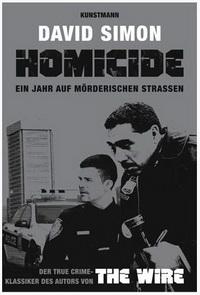 David Simon - Homicide (Kunstmann, 2011)
