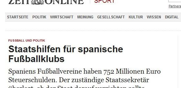 UPDATED: Fußballmafia UEFA