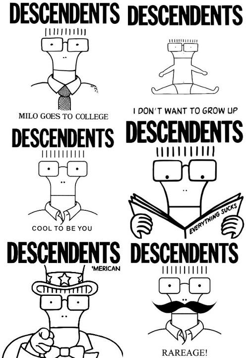 Descendents - Covers ((c) various Artists)