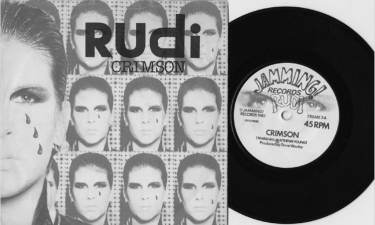 Rudi - Crimson (Jamming! Records Create 3, 1982)