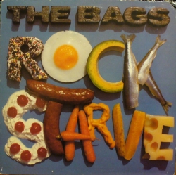 The Bags - Rock Starve (Restless 2233-1, 1987)