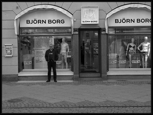 Cut the crap in Malmø - Bjorn Borg rules Clash! (c) 2012 gehkacken.de