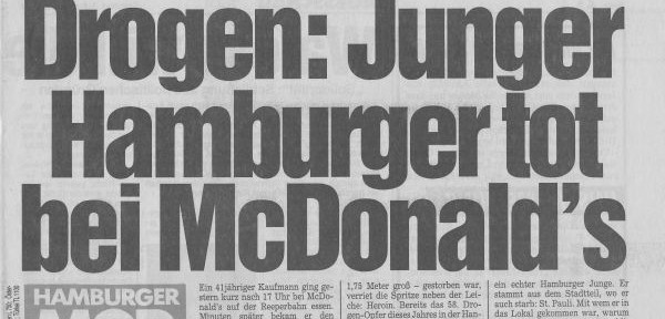 (c) Hamburger Morgenpost (irgendwann, from the Holy War Archive Vault)