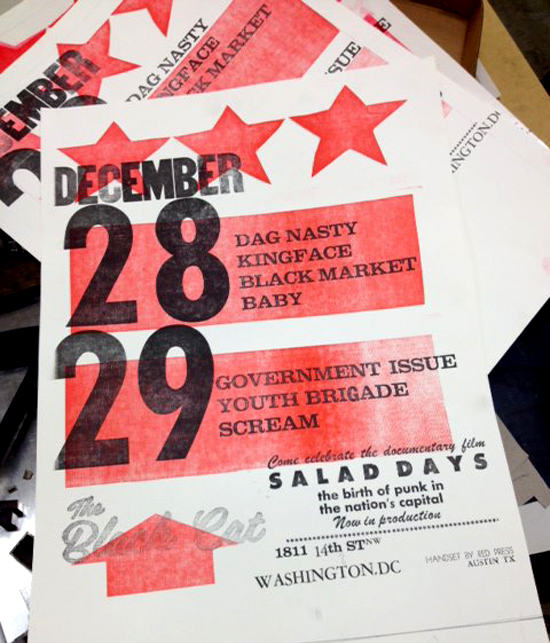 Salad Days - The Show (Dec 2012)