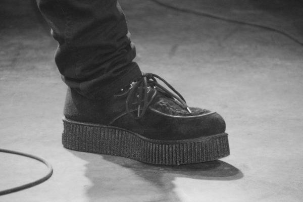 Honest Boys Shoes (The Boys, Knust Hamburg 08.02.2013)