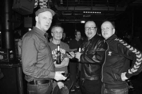 First Time (The Boys, Knust Hamburg, 08.02.2013)