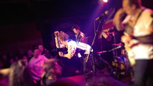 Sex Pistols Experience (Indra, Hamburg, 07.02.2014)