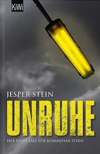 Jesper Stein - Unruhe (Kiepenheuer & Witsch, 2013)