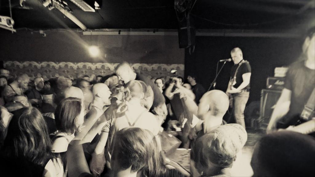 Bishops Green - Indra, Hamburg, 28.03.2014 ((c) gehkacken.de)