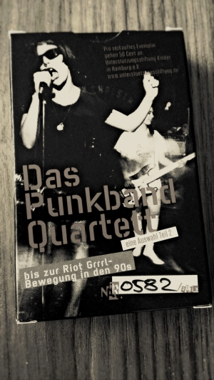 Das Punkband Quartett Vol. 2 (Kerresinhio Quartett, 2013)