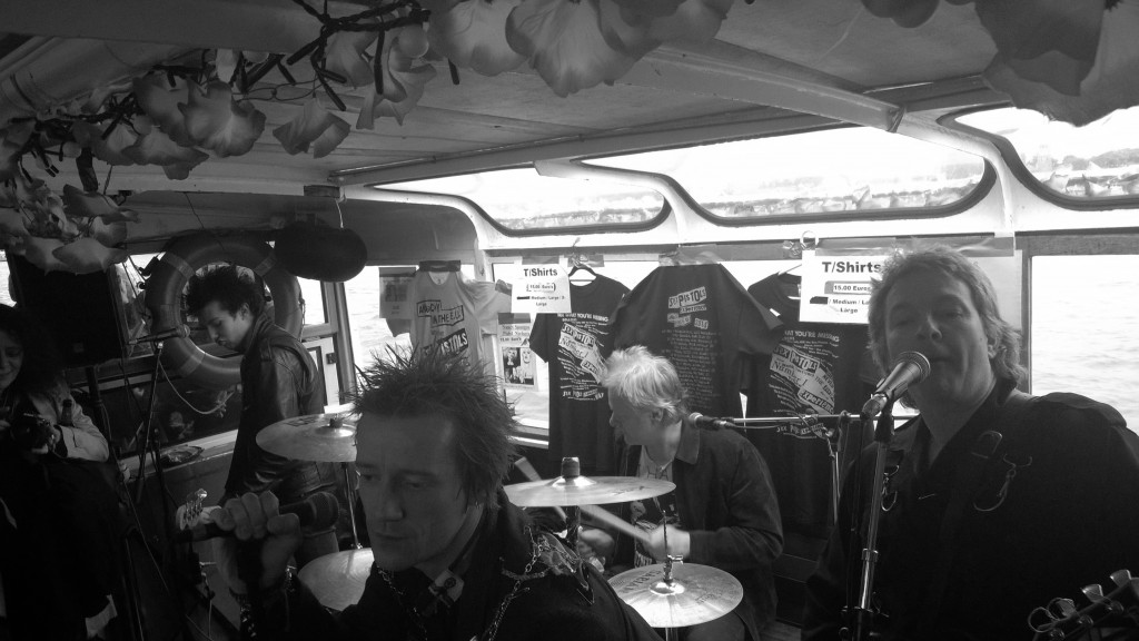 Sex Pistols Experience (MS Hedi. 18.05.2014 (c) gehkacken.de)