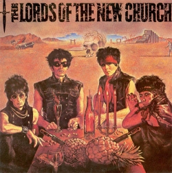 The Lords of theNew Church - s/t (Llegal Records ILP009, 1982)