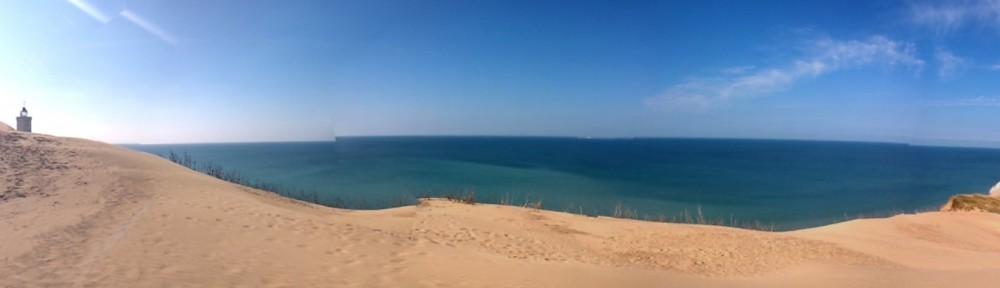 … timeout watching the wandering dune!