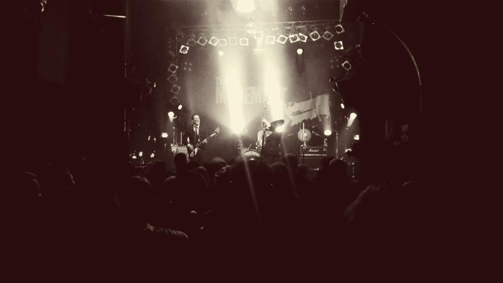 The Movement - Knust, 27.09.2014