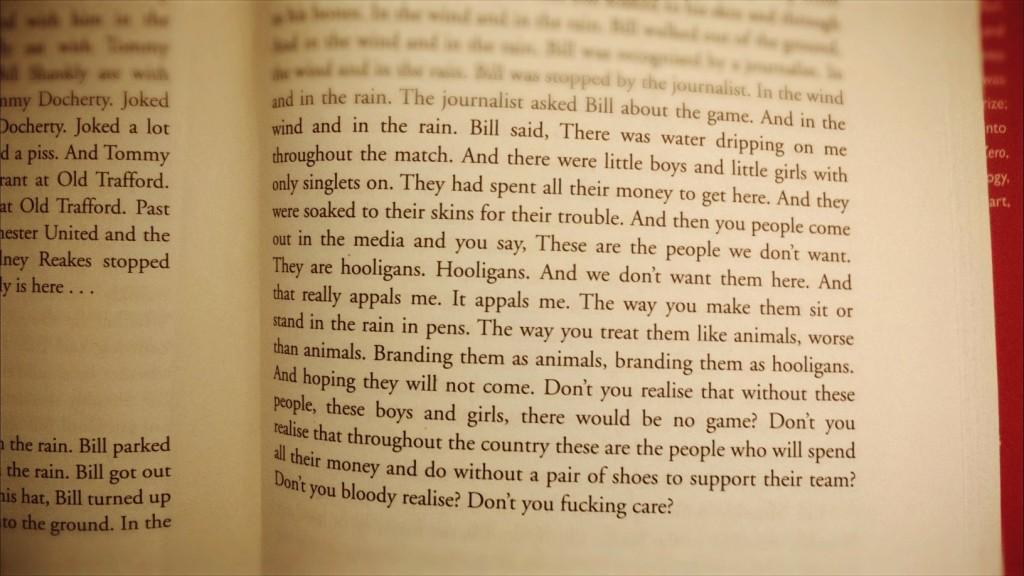 Bill Shankly on ... Hooligans ( (c) Melville Publishing 2014)