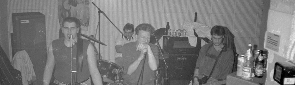 Razors, 1986 ( (c) oldpunks.de)