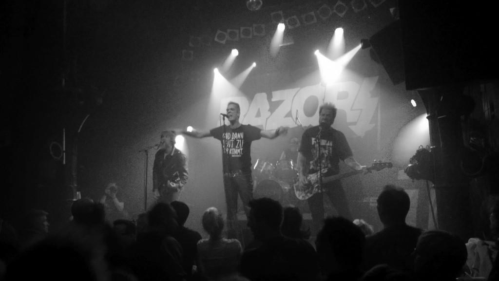 Razors (Knust, 26.11.2014  (c) gehkacken.de)