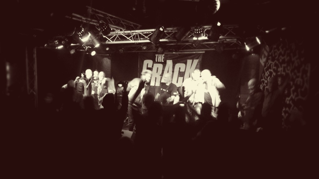 The Crack Encore (Monkeys Hamburg, 13.02.2015)