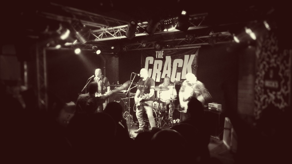 The Crack (Monkeys Hamburg, 13.02.2014)