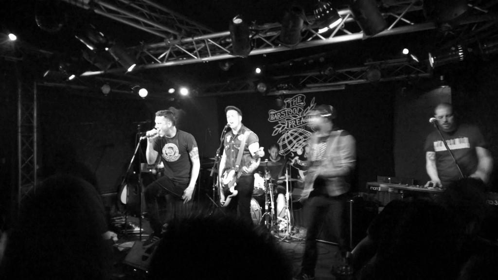 The Bar Stool Preaches (Monkeys Music Club, Hamburg, 16.04.2015  (c) gehkacken.de)