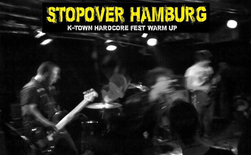 … 6 Bands, 10€ and great surprises paired with best in class hardcore: K-Town warm up was a blast!