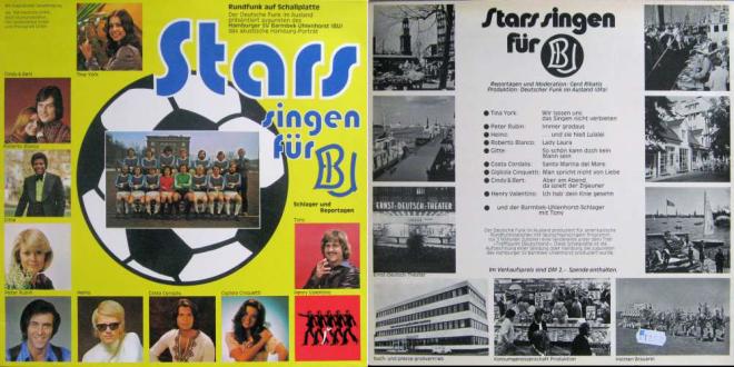 V/A - Stars singen für BU (1974)