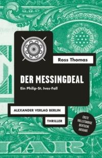 Ross Thomas - Der Messingdeal (Alexander Verlag, 2015)