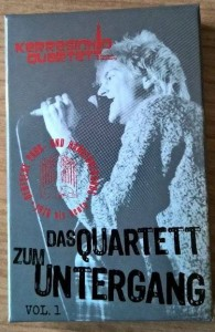 Das Quartett zum Untergang Vol. 1 (Kerresinhio Quartett, 2015)