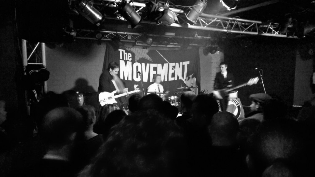 The Movement (Monkeys Music Club, 18.12.2015 (c) gehkacken.de)