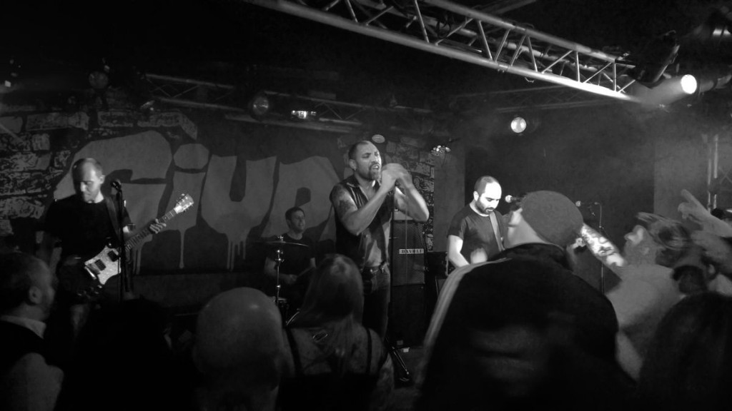 Giuda (Monkeys Music Club, Hamburg, 19.02.2016 (c) gehkacken.de)