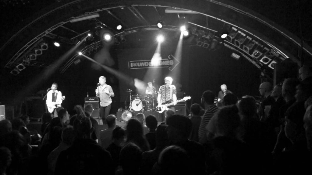 The Undertones (Markthalle Hamburg, 09.06.2016 (c) gehkacken.de)