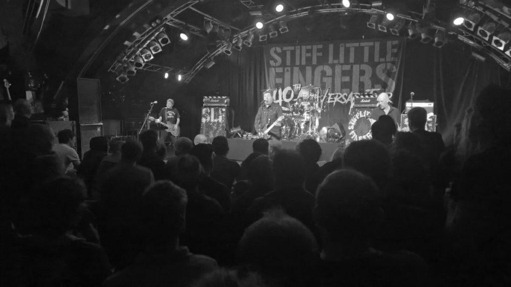 Stiff Little Fingers (Markthalle, Hamburg, 31.03.2017 (c) gehkacken.de)