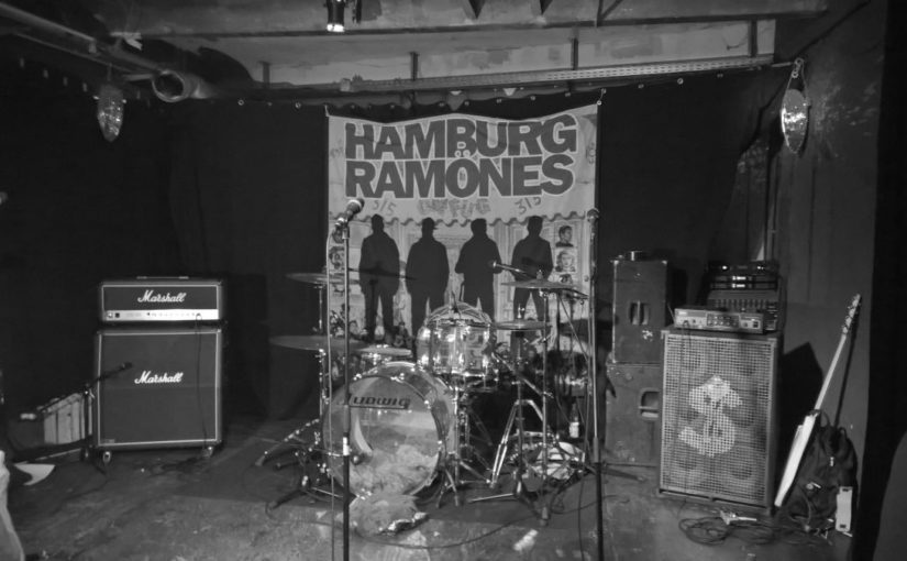 … the art of covering vs. the art of adopting a style: A difficult art indeed – Flanders 72 vs. Hamburg Ramönes ends 1:0!