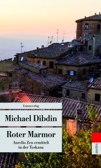 Michael Dibdin - Roter Marmor (UT Metro, 2017)
