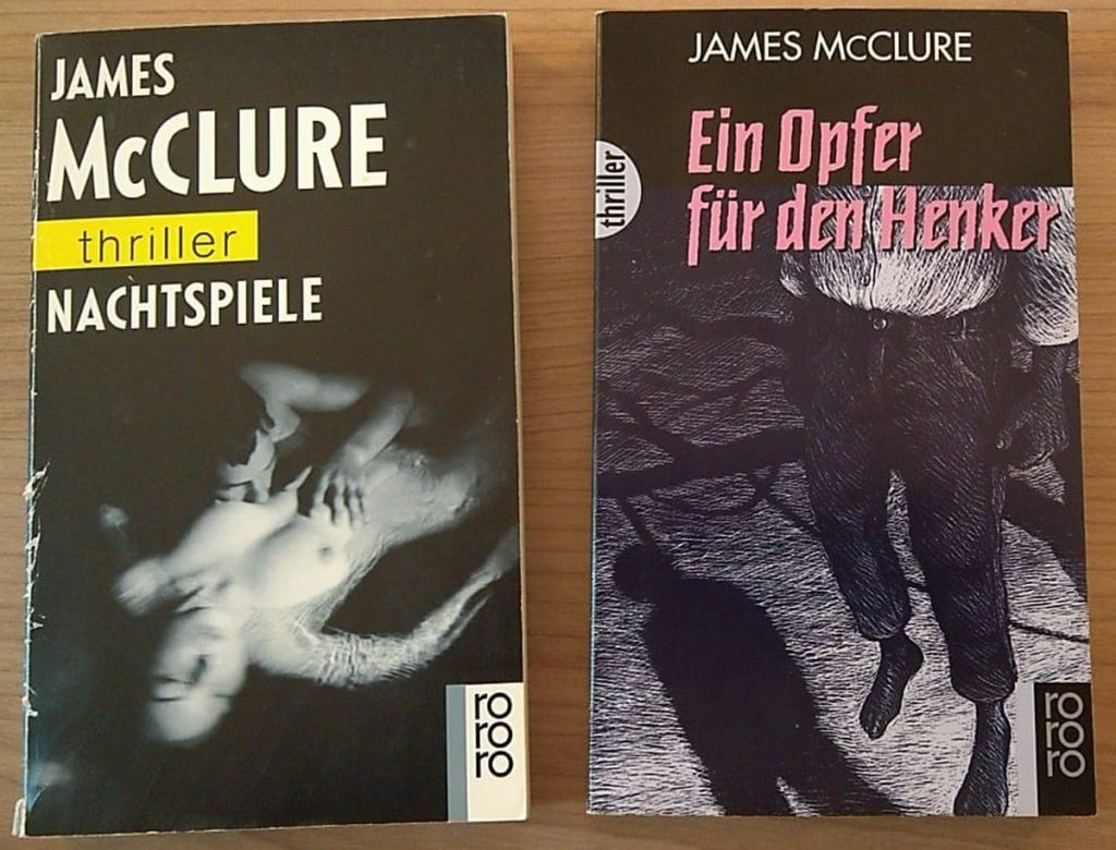 James McClure - Sunday Hagman & Caterpilar Cop (Rowohlt, 1994/1997)