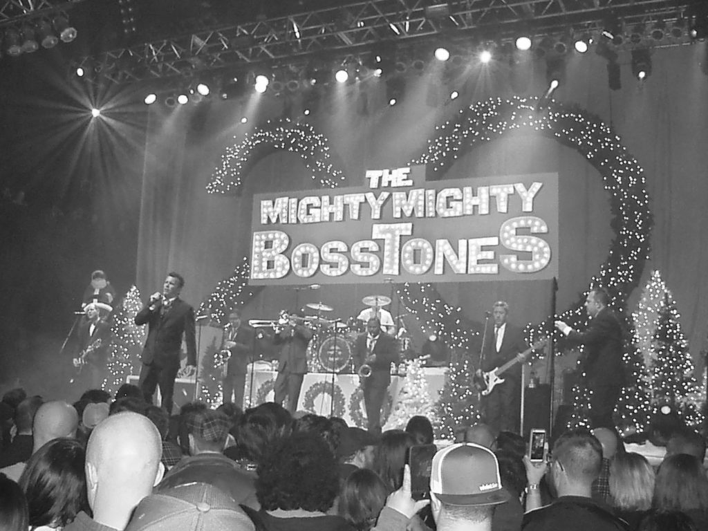 The Mighty Mighty BossTones (House of Blues, Boston, 28.12.2017 (c) gehkacken.de 2018)