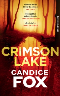 Candice Fox - Crimson Lake (Suhrkamp, 2017)