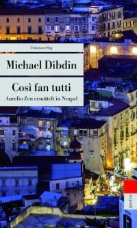 Michael Dibdin - Così fan tutti (UT Metro, 2016)