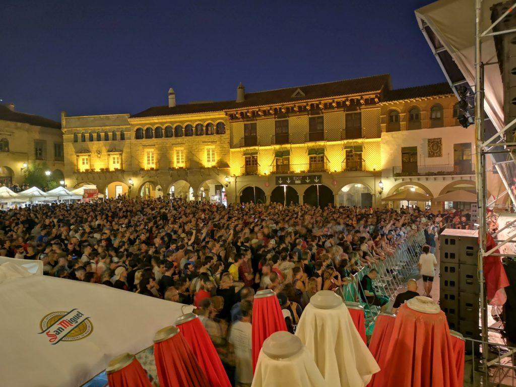 Poble Espanyol (Barna'n'Roll 2018, Barcelona, 14.07.2018)