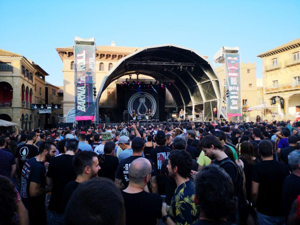 Crim (Barna'n'Roll 2018, Poble Espanyol, Barcelona, 14.07.2018)