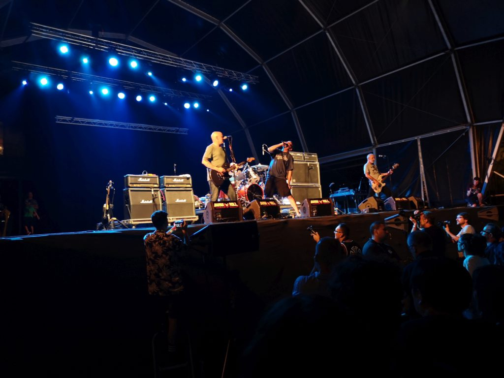 Descendents (Barna'n'Roll 2018, Poble Espanyol, Barcelona, 14.07.2018)