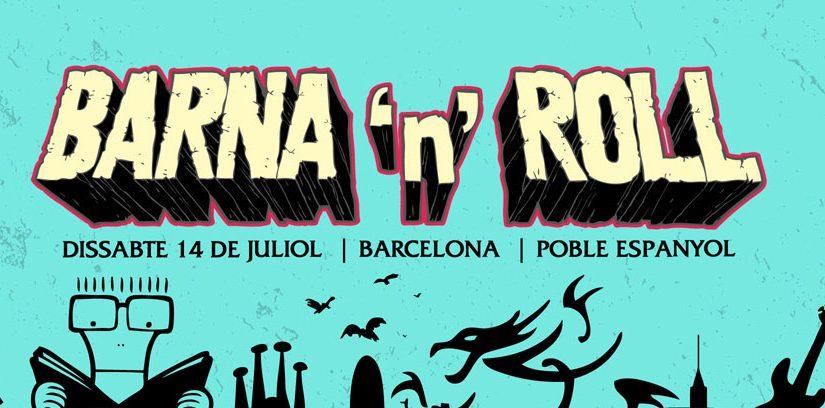 Bonus, Bonus, Bonus: Milo, Stephen, Karl and Bill reloaded in sunny Barcelona.