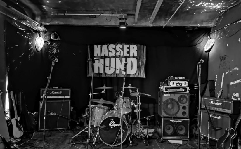 … what a perfect debut album: Nasser Hund launch their LP!