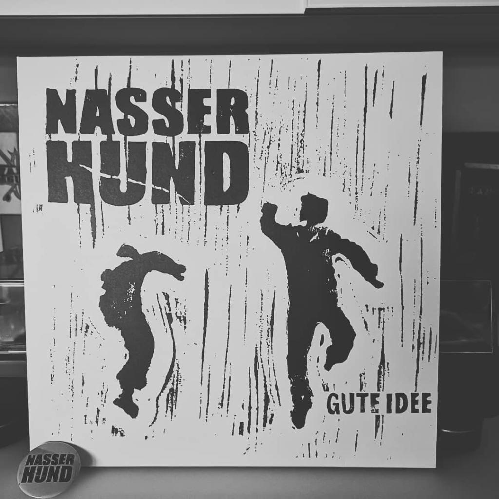 Nasser Hund - Gute Idee (Loxi Poloxi L-P 001, 2019)