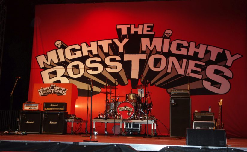 Cracking Uplifting Band: Travelling with  the Mighty Mighty Bosstones from Boston, Massachusetts
