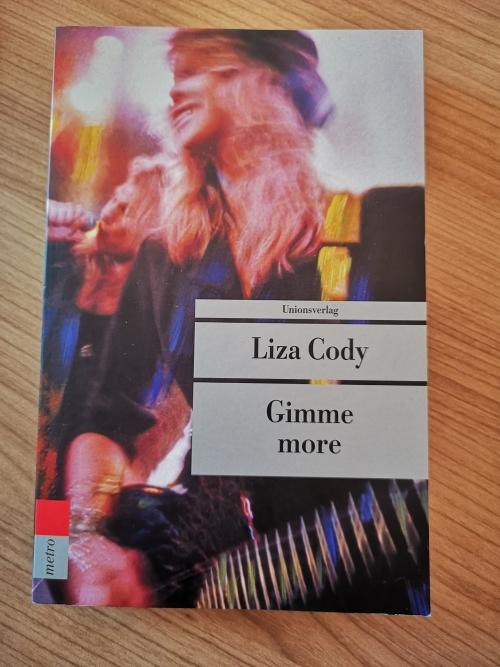 Liza Cody - Gimme More (UT Metro, 2004)