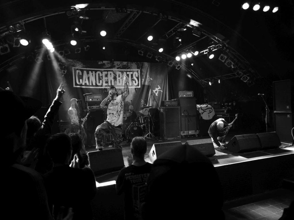 Cancer Bats (Markthalle, Hamburg, 06.11.2019 (c) gehkacken.de)